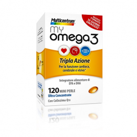MY OMEGA 3 120 MINIPERLE