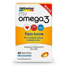 MY OMEGA 3 60 MINIPERLE