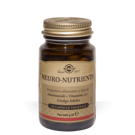 NEURO NUTRIENTS 30 CAPSULE SOLGAR