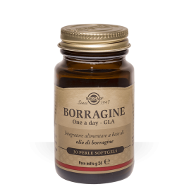 BORRAGINE ONE A DAY GLA 30 PERLE SOLGAR