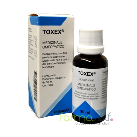 TOXEX 30 ML PEKANA