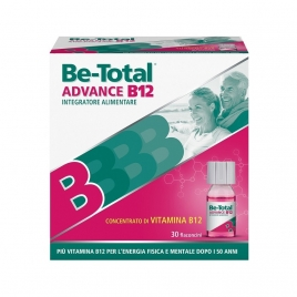 BE TOTAL ADVANCED B 12 30 FLACONCINI