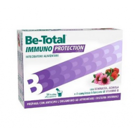 BE TOTAL IMMUNO PROTECTION 14 BUSTINE