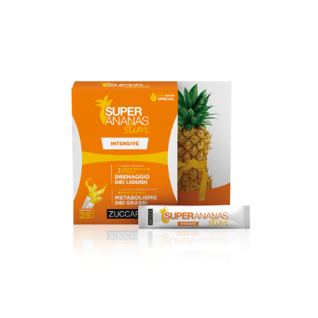 SUPER ANANAS SLIM INTENSIVE 25 BUSTINE ZUCCARI