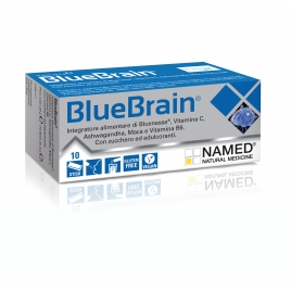 BLUE BRAIN 10 STICK NAMED