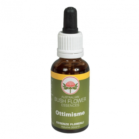 AUSTRALIAN BUSH FLOWER OTTIMISMO 30ML