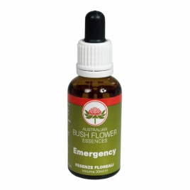 AUSTRALIAN BUSH FLOWER EMERGENCY 30 ML