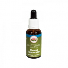 AUSTRALIAN BUSH FLOWER FLUENT EXPRESSION 30 ML