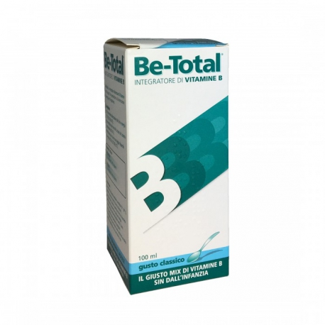 BE-TOTAL SCIROPPO 100 ML PFIZER