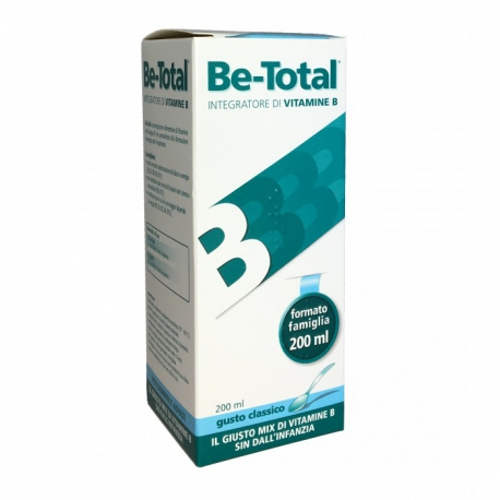 BE-TOTAL SCIROPPO 200 ML PFIZER