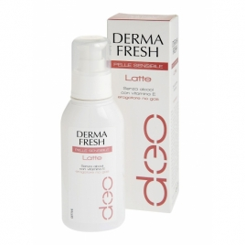 DERMA FRESH PELLE SENSIBILE LATTE 100 ML