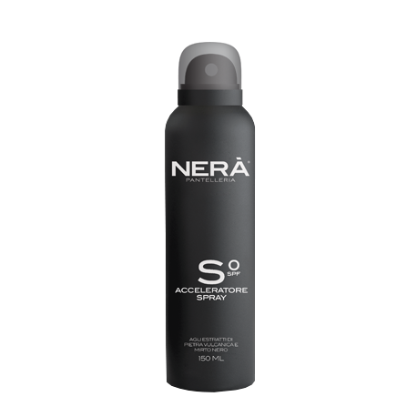 ACCELERATORE SPRAY 150 ML NERA'