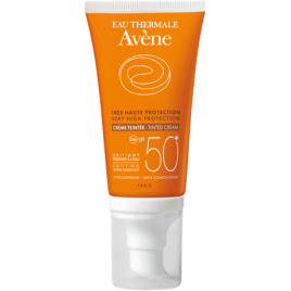 CREMA COLORATA SPF 50+ 50ML AVENE