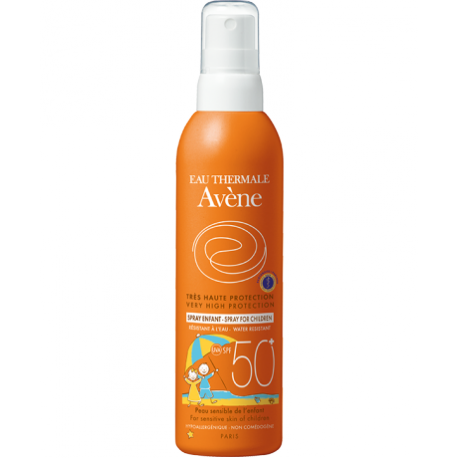 SPRAY BAMBINO SPF 50+ 200ML AVENE