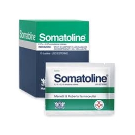 SOMATOLINE 30 BUSTE